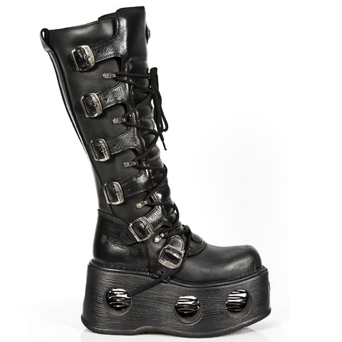 New Rock Boots Spring Sole - M.272-S2 | Angel Clothing