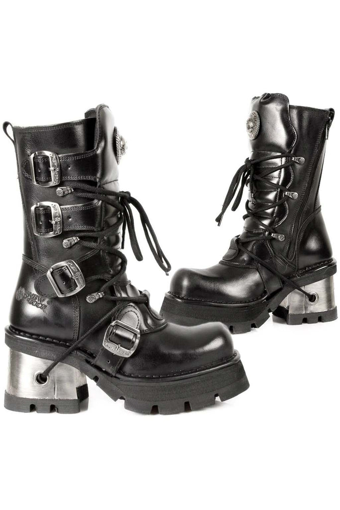 New Rock Boots UK and Europe | Angel
