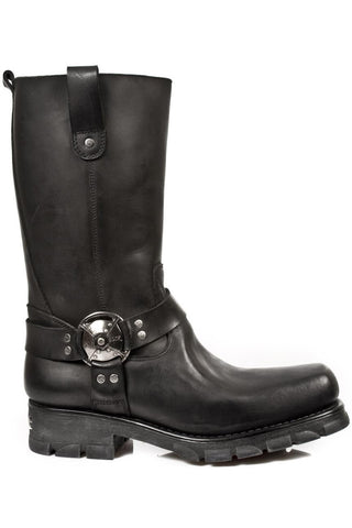 New Rock M.7610-S1 Motorcycle Boots | Angel Clothing