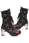 New Rock Red Flame Trail Boots M.TR081-S1 | Angel Clothing