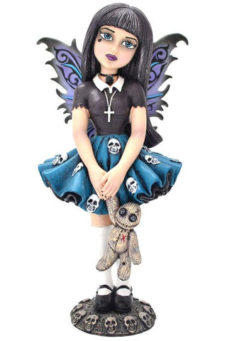 Noire Little Shadows Gothic Fairy Figurine | Angel Clothing