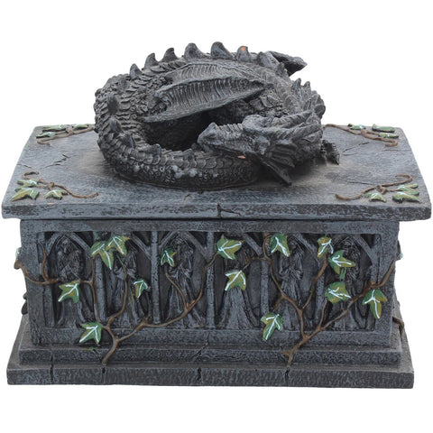 Dragon Tarot Card Box | Angel Clothing