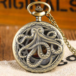 Steampunk Octopus Pocketwatch | Angel Clothing