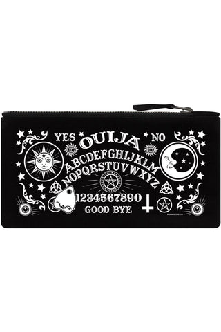 Ouija Board Pencil Case | Angel Clothing