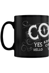Ouija Coffee Mug | Angel Clothing