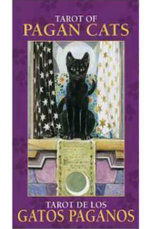 Pagan Cats Tarot Cards | Angel Clothing