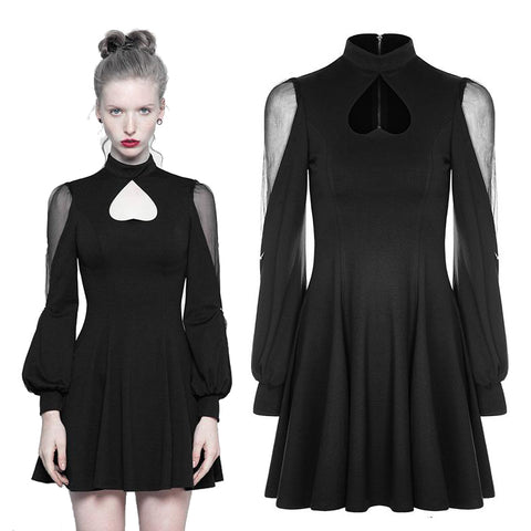 Punk Rave Queen of Spades Dress | Angel Clothing