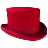 Red Top Hat | Angel Clothing