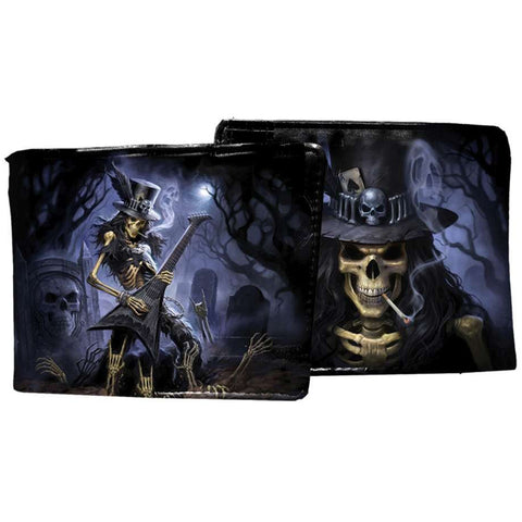 Play Dead Wallet by James Ryman - Angel Clothing