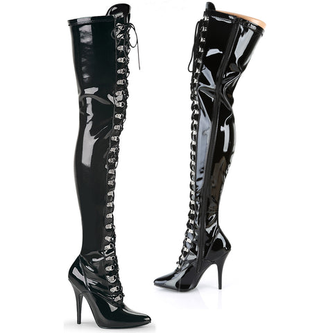 Pleaser SEDUCE 3024 Boots | Angel Clothing