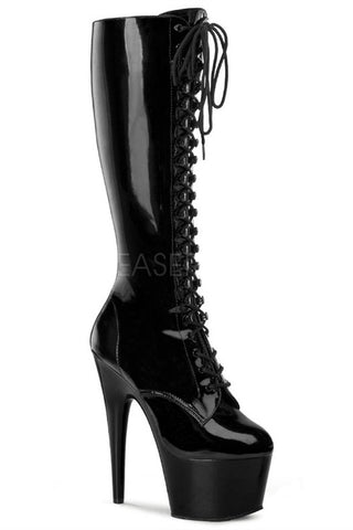 Pleaser ADORE-2023 Boots PVC | Angel Clothing