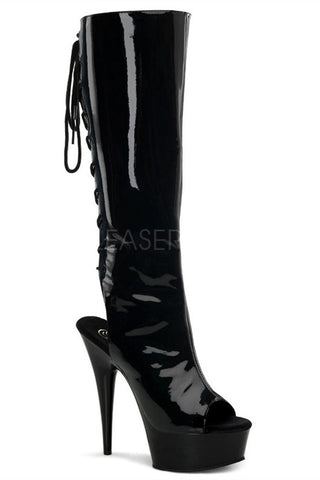 Pleaser DELIGHT-2018 Boots | Angel Clothing