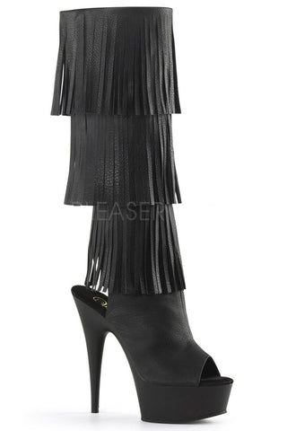 Pleaser DELIGHT 2019 3 Boots | Angel Clothing