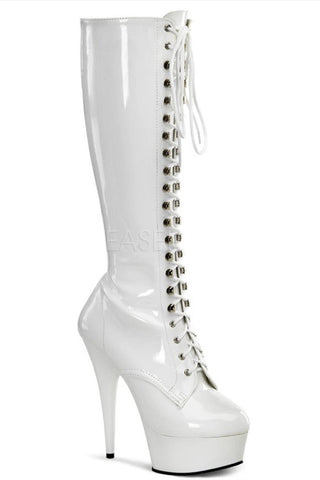 Pleaser DELIGHT-2023 Boots | Angel Clothing