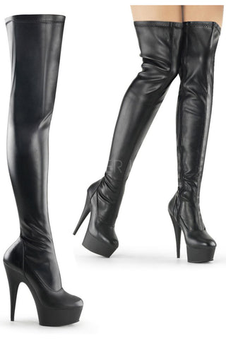 Pleaser DELIGHT-3000 Boots | Angel Clothing