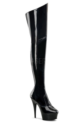 Pleaser DELIGHT-3010 Boots | Angel Clothing