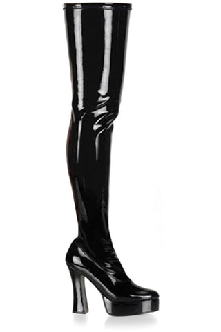 Pleaser Electra 3000Z Boots | Angel Clothing