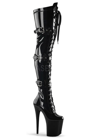 Pleaser FLAMINGO-3028 Boots | Angel Clothing
