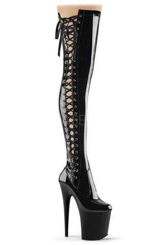 Pleaser FLAMINGO-3050 Boots | Angel Clothing