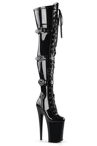 Pleaser INFINITY-3028 Boots | Angel Clothing