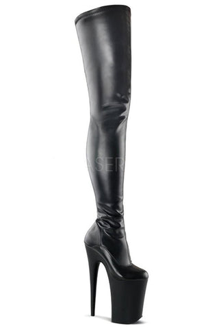 Pleaser INFINITY-4000 Boots Matte | Angel Clothing