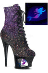 Pleaser MOON 1020MER Boots | Angel Clothing