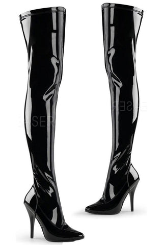 Pleaser SEDUCE-3000 Boots | Angel Clothing