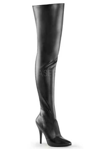 Pleaser SEDUCE 3010 Boots Matte | Angel Clothing