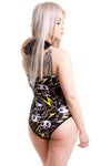 Poizen Cupcake Cult Thunder Swimsuit | Angel Clothing