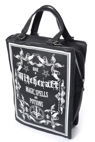 Poizen Industries Witchcraft Bag - Angel Clothing
