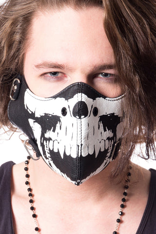 Poizen Tremor Face Mask | Angel Clothing