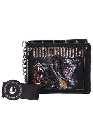 PRE-ORDER Powerwolf Wallet | Angel Clothing