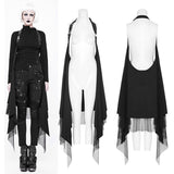 Punk Rave Enigma Shrug Cape | Angel Clothing