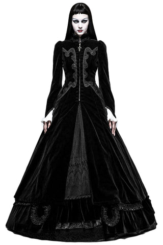 Punk Rave Vampire Queen Coat Y-776 | Angel Clothing