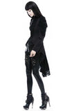 Punk Rave Gothic Victorian Lace Tailed Jacket Y-831 | Angel Clothing