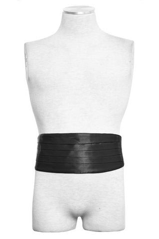 Punk Rave Mens Formal Waist Belt - Angel Clothing