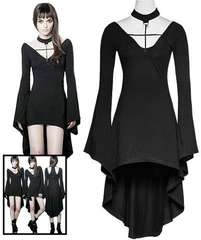 Punk Rave Miserere Dress PQ-203 | Angel Clothing