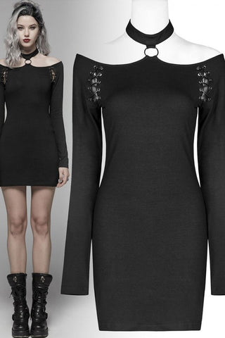 Punk Rave Morena Dress | Angel Clothing