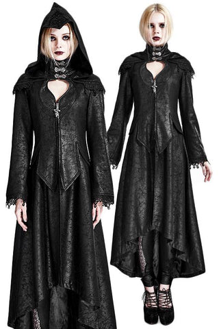 Punk Rave Nereid Coat | Angel Clothing