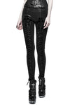 Punk Rave Nocturn Leggings | Angel Clothing