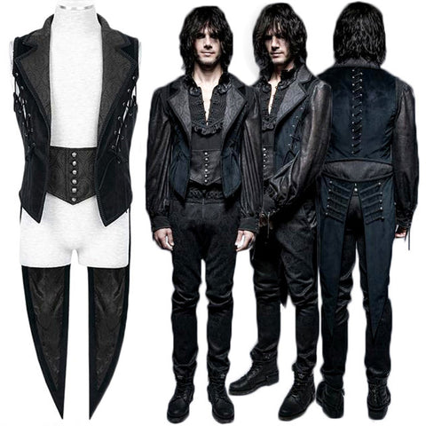 Punk Rave Prince of Persia Waistcoat Y-648 | Angel Clothing
