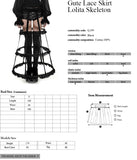 The Cage Crinoline Hoop Skirt Punk Rave | Angel Clothing