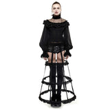 Punk Rave The Cage Crinoline Hoop Skirt | Angel Clothing