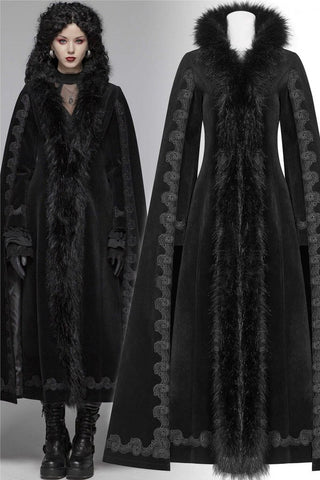 Punk Rave Royal Darkness Coat | Angel Clothing