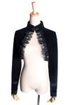 Punk Rave Velvet Bolero | Angel Clothing