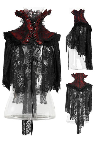 Punk Rave Ventrue Cape | Angel Clothing
