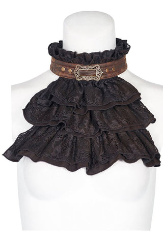 Punk Rave Viscount Steampunk Jabot | Angel Clothing