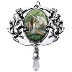 Anne Stokes Pure Heart Unicorn Necklace | Angel Clothing