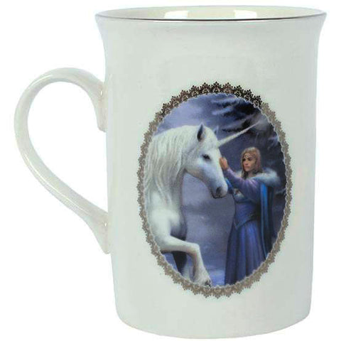 Pure Magic Unicorn Mug By Anne Stokes Gift Boxed - Angel Clothing