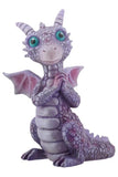 Purple and Pink Baby Dragon | Angel Clothing
